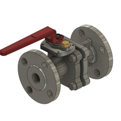 Download STL water valve, Efe_aydin34