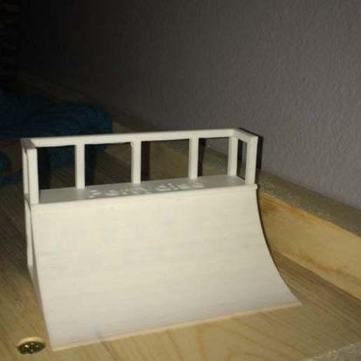 Télécharger plan imprimante 3D gatuit Rampe Perrydise, Nate_Prints