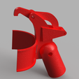Download free 3D printer model remote sprayer, kdor