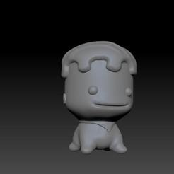 3D print model Octo, Nadeshiko