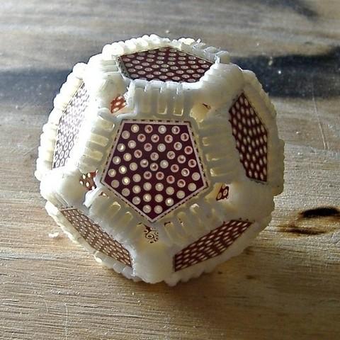 Diseños 3D gratis Protoboard Dodecaédrico, LenaNovelty