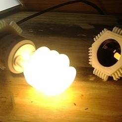 Diseños 3D gratis Elemento de iluminación, LenaNovelty