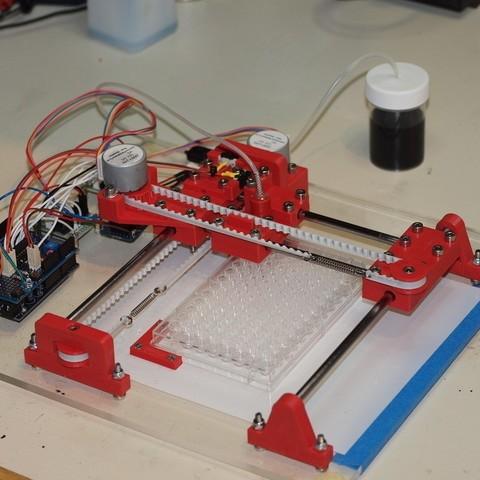 Télécharger fichier STL gratuit Table XY • Plan pour imprimante 3D, Estebandelgado45