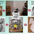 Fichier imprimante 3D gratuit Dragon numérisé, Estebandelgado45