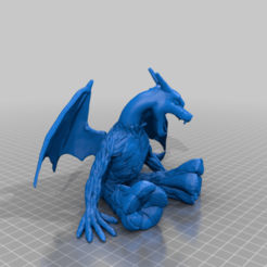 charigroot.png Download free STL file Charigroot • 3D printing model, NelsonRB