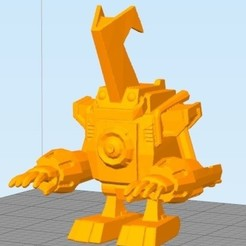 Download free 3D printing models Ballistamon, NelsonRB