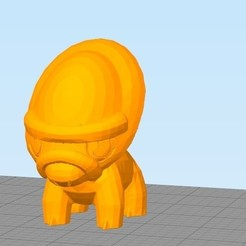 descarga.jpg Download STL file Shield Dino (Not Shieldon) • Object to 3D print, NelsonRB