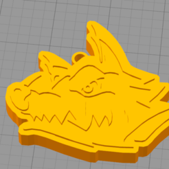 mwa.png Télécharger fichier STL gratuit Porte-clé de l'AMM • Plan pour imprimante 3D, NelsonRB