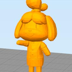 cr.png Télécharger fichier STL gratuit Isabelle • Modèle pour imprimante 3D, NelsonRB