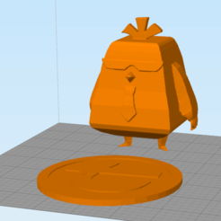 daibo.png Download STL file Dai Bo • Object to 3D print, NelsonRB