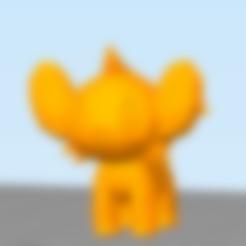 Télécharger fichier impression 3D Petit lion (pas Shinx), NelsonRB