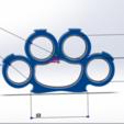 3D print files Mitt for self-defense, moisesgatii
