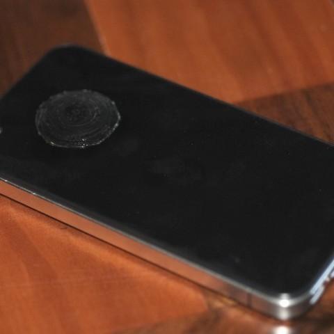 Télécharger STL gratuit Dispositif de protection d'un téléphone mobile, Germanillicoldo