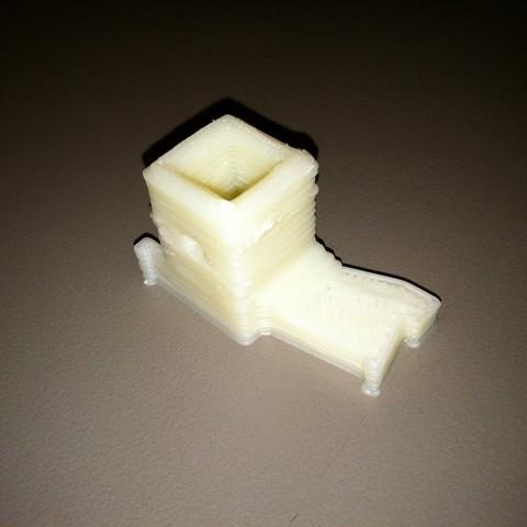 Download free 3D printer files Printer Latch, Germanillicoldo