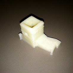Download free 3D printer files Printer Latch, Germanillicoldo