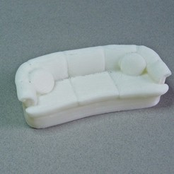 Download free STL file 1:24 Sofa Scan, gabutoillegna56
