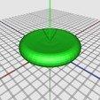 EggChair_Seat_display_large_display_large.jpg Télécharger fichier STL gratuit SciFi Chaise Oeuf • Plan imprimable en 3D, gabutoillegna56