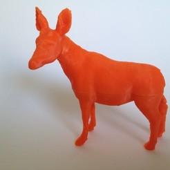 Download free 3D model Plated Okapi, gabutoillegna56
