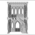 Download free 3D print files Castle Stairs, gabutoillegna56