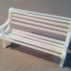 IMG_1443_display_large_display_large.jpg Download free STL file 1:24 Park Bench • 3D printer template, gabutoillegna56