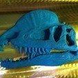 Download free 3D printing files Dilophosaurus Plaque, gabutoillegna56
