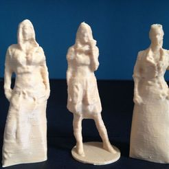 Free 3D printer files 1:24 Comic Con Scans, gabutoillegna56