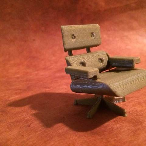 Free 3D printer files Eames Lounge Chair, gabutoillegna56