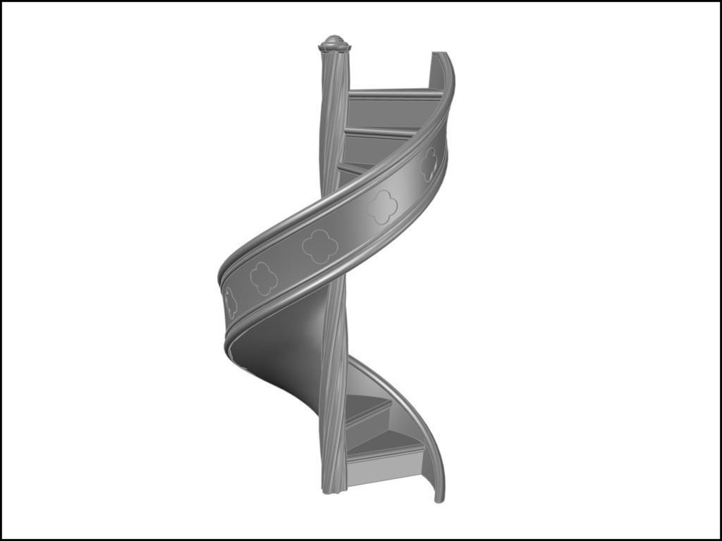 CStairs2_display_large_display_large.jpg Télécharger fichier STL gratuit Escalier du château Deux • Design imprimable en 3D, gabutoillegna56
