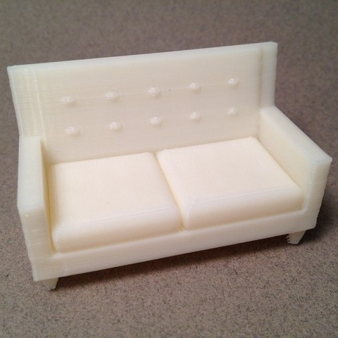 Free 3D printer model 60s Sofa, gabutoillegna56