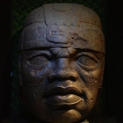 Download free 3D printing files Olmec Colossal Head, gabutoillegna56