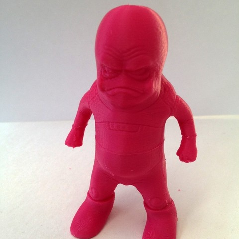 Download free STL Plated Toy Alien, gabutoillegna56