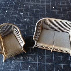 Free 3D print files 1:24 Wicker Furniture Set, gabutoillegna56