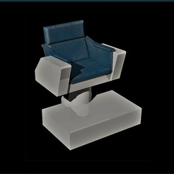 Download free 3D printer files Captain Kirk Chair, gabutoillegna56
