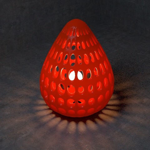 Free 3D printer files Alien Egg, DoloresSegura