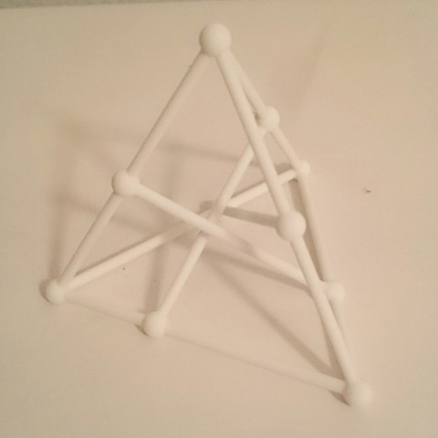 STL Gráfico de Petersen, isometry