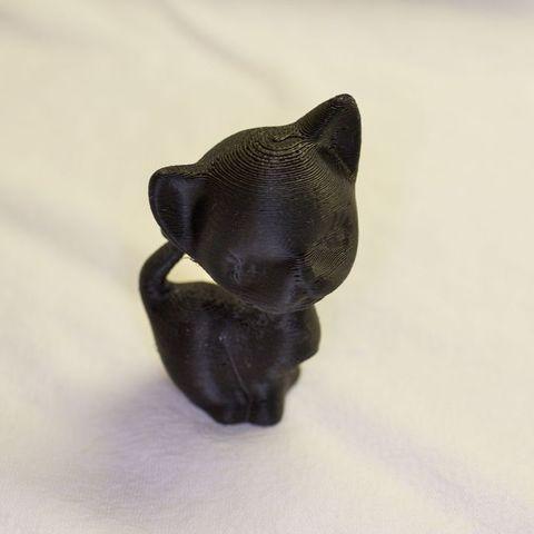 Télécharger objet 3D gratuit Chaton, Louisdelgado678