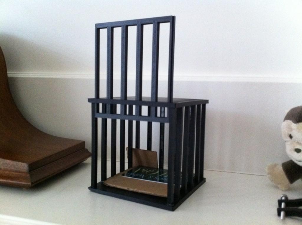 6277936853_8a558624c3_b_display_large_display_large.jpg Télécharger fichier STL gratuit Cage avec porte de travail • Design pour imprimante 3D, Louisdelgado678