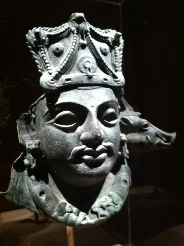 maskVishnu_2004.117_20120601_05_display_large_display_large.jpg Télécharger fichier STL gratuit Masque de Vishnu comme Para Vasudeva • Design imprimable en 3D, metmuseum