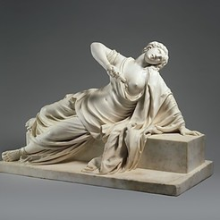 Download free 3D printing designs Lucretia, metmuseum
