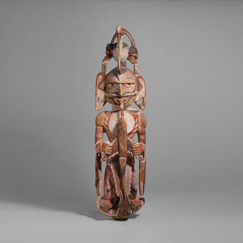 Download free 3D printing files Funerary Carving (Malagan), metmuseum