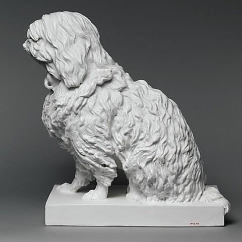 Free STL Musette, a Maltese dog, metmuseum