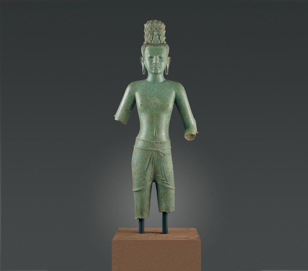 Avalokiteshvara_display_large_display_large.jpg Download free STL file Standing Four-Armed Avalokiteshvara, the Bodhisattva of Infinite Compassion • Model to 3D print, metmuseum