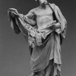 Download free STL file Saint Bartholomew, metmuseum