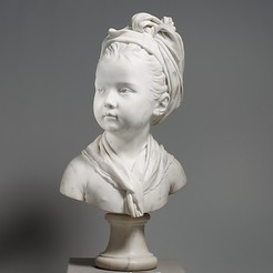 Free 3D printer designs Louise Brongniart, metmuseum