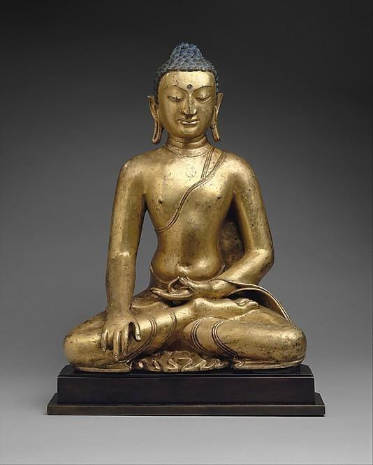 DT3859_display_large_display_large.jpg Télécharger fichier STL gratuit Bouddha Shakyamuni • Modèle pour imprimante 3D, metmuseum