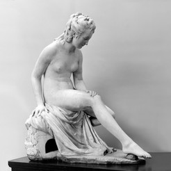 Download free 3D printing templates Bather, metmuseum