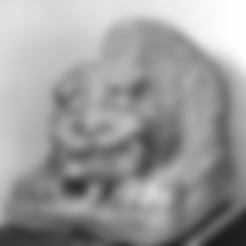 Télécharger fichier impression 3D gratuit Lion Gardien, dynastie du Nord Qi, metmuseum