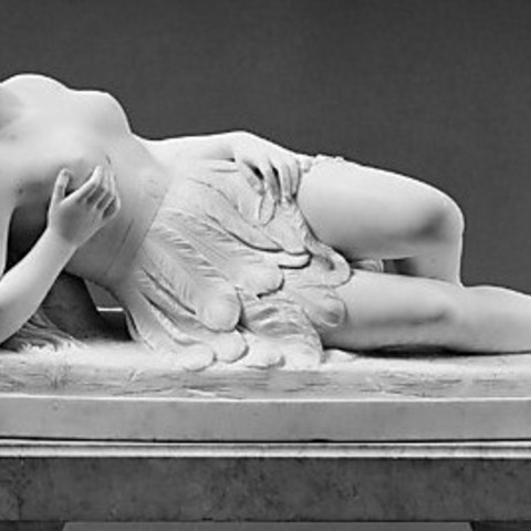 Download free 3D printing files Mexican Girl Dying, metmuseum