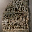 Download free STL files The Great Departure and the Temptation of the Buddha, metmuseum