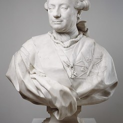 Free 3D printer designs Louis Nicolas Victor de Félix, Comte du Muy and Marshal of France (1711–1775), metmuseum